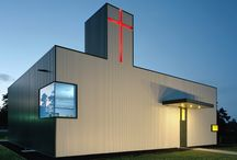 sacred spaces / contemporary