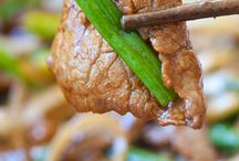Beef chinese