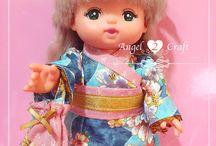 Mel chan doll