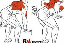 Широчайшие спины+трапеция