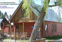 Crested Butte Real Estate Transactions / Discover properties that have been bought or sold through Realtor Gary Huresky in Crested Butte, CO.