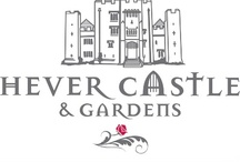 Hever Castle & Gardens / http://www.hevercastle.co.uk/ / by Tourism Marketing & PR