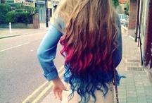 Graces hair ideas / Hair / by Kim