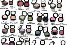 Makeup Wishlist  / by Maria Elaine