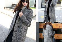 Cappotti di lana