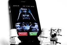 Use The Force / A long time ago in a galaxy far far away … / by Herr Jakob