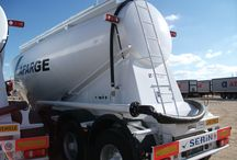 Cement Semi Trailer