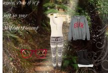 My Polyvore clothing ideas