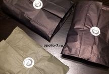 стильная упаковка / Брендированная упаковка для дизайнеров
