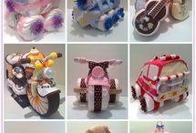 creazioni di pannolini