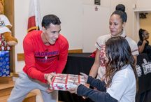 City Year Holiday Event / by LA Clippers