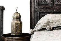 Quartos estilo marrocos