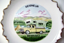 Vintage Camper Inspiration / Campers, vintage travel trailers, caravans / by freshvintage