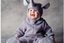 Animal Costumes / Cute animal costumes for babies and children. Handmade and DIY costumes and masks.