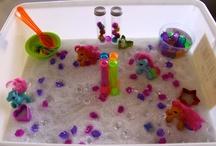 Kids Sensory Activities / by Bethany Venus-Cox