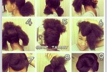 natuarl hair