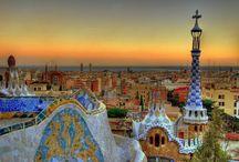 Park Guell | Barcelona