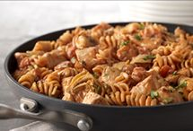 Recipes - Main (Pasta)