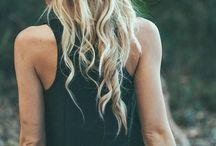 ✽hippie hairstyles