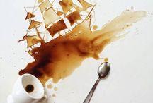 Art coffee pics