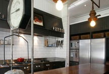 Kitchen Designs / Inspiration for kitchen designs that will transform your kitchen from traditional workspace to entertainment hub