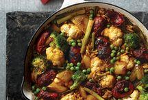 Vegan cooking / recipes