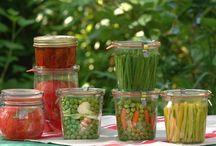 conservés legumes