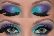 Makeup and nails  / by Kimberly Linneman
