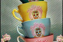 Tea time! / by Romeeta