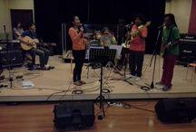 Rehearsal #Music #Indonesia / Rehearsal again!!!