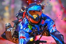 Action Paintball Photos / by Paintball X3