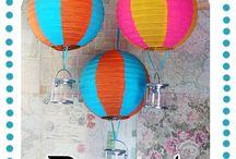 Hot Air Balloon Ideas
