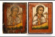 RESTAURARE ICOANE RESTAURARTE TABLOURI / RESTAURARE ICOANE RESTAURARTE TABLOURI restaurare lucrări de artă