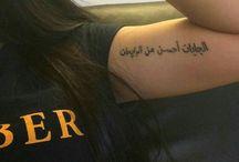 ~Arabic letters~
