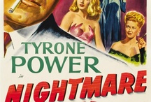 Film Noir Favs & Classic Kingpins / Some of my all-time favorite film noir and classic movies, and a short blurb on why they're awesome.