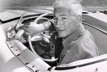 Zora Arkus-Duntov / Chief Engineer of the Chevrolet Corvette / by Corvette Blogger
