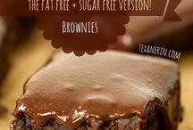 Dairy and sugar free recipes