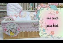 cesta para bebé