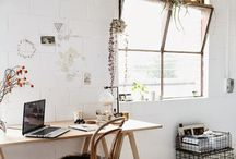 Office Space / Home office or beautiful workspace