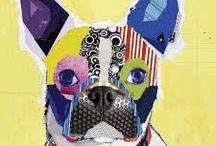Collages - Illustrative / Illustrative collages