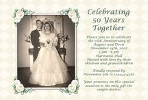 50th party / by Marci Huckstep