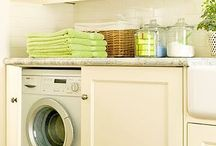 Laundry Room / by Andrea Brame