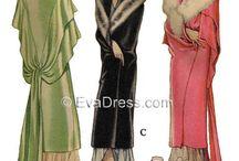 1920s attire