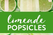 Popsicles recipes