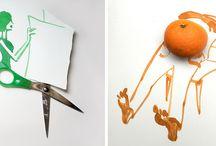 Artists / Illustrations I love.