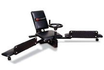 Increase Your Flexibility / The Martial Arts Store: Leg Stretching Machines