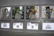 výzdoba okna