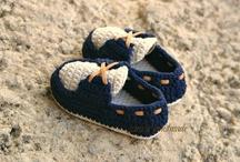 sapatinhos de croche baby