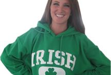 Get Your Irish On / Whether your preparing for St. Patrick's Day or just showing your Irish heritage!