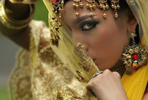 THE INDIAN/ARABIAN BELLY DANCER